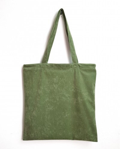 TOTE BAG JANE VERDE CLARO