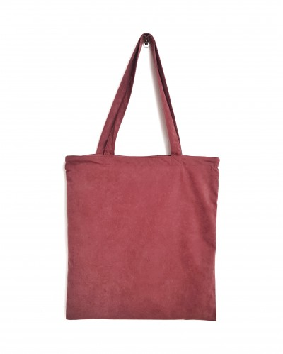 TOTE BAG JANE CARMESÍ