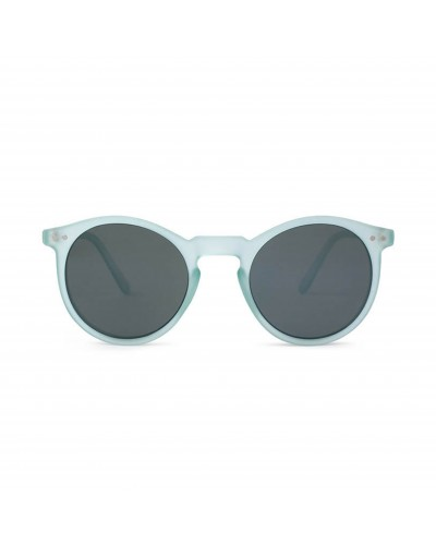 CHARLES IN TOWN LIGHT BLUE SUNGLASSES