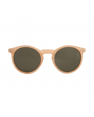 CHARLES IN TOWN WOOD EFFECT SUNGLASSES